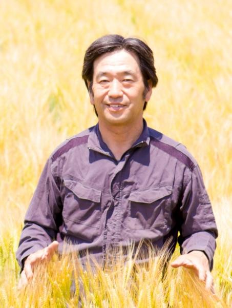長谷川農場代表 長谷川 良光